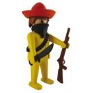 Playmobil Der Bandit 24 cm Leblon-Delienne