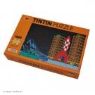 Tim und Struppi Puzzle & Poster Rakete