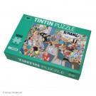 Tim und Struppi Puzzle & Poster Tchang!