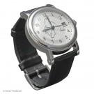 Tim und Struppi Automatik Armbanduhr schwarz