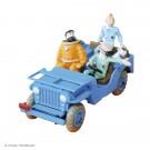 Tim und Struppi 2te Serie Atlas Auto 9 Der blaue Jeep