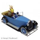 Tim und Struppi 2te Serie Atlas Auto 15 Cabrio der Parade