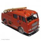 Tim und Struppi Atlas Auto 42 Das Feuerwehrauto