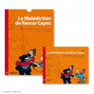 Tim und Struppi La Malédiction de Rascar Capac 2 (FR)