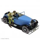 Tim und Struppi Atlas Auto 68 Cabrio aus Der blaue Lotos