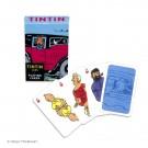 Tim und Struppi Kartenspiel Autos