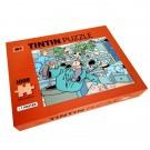 Tim und Struppi Puzzle Schwerelos in Rakete 1000 Teile