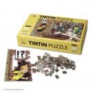 Tim und Struppi Puzzle & Poster Schatzkammer