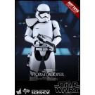 Star Wars First Order Stormtrooper Squad Leader Hot Toys