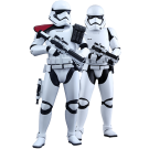 Star Wars First Order Stormtrooper Officer Set Hot Toys