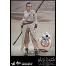 Star Wars Rey And BB-8 Set Hot Toys