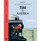 Tim und Struppi Tim in Amerika Farbversion 1932