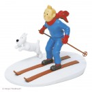 Tim und Struppi Skifahrer (Tintin à Ski)