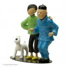 Tim und Struppi & Tchang (La fraternité de Tintin et Tchang)