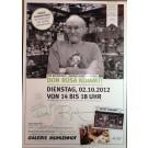 Tourplakat zur Don Rosa-Signiertour 2012 SIGNIERT