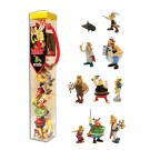 Asterix Set mit 10 Mini-Figuren