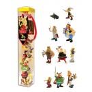 Asterix Set mit 10 Mini-Figuren