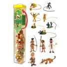 Marsupilami Set mit 12 Mini-Figuren