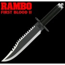 Rambo II First Blood Part II John Rambo Messer 1/1 Replika