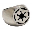 Star Wars Imperial Seal Ring Sterling Silber