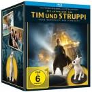 Tim und Struppi Einhorn Blu-ray Box mit Weta Struppi-Figur