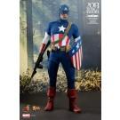 Captain America Star Spangled Man Version Hot Toys