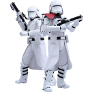 Star Wars First Order Snowtroopers Set Hot Toys