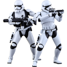 Star Wars First Order Stormtroopers Set Hot Toys
